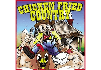 VARIOUS - Chicken Fried Country - (CD)