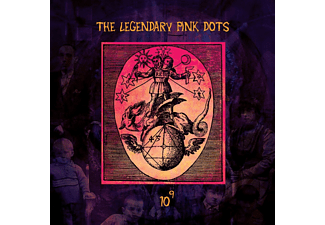 The Legendary Pink Dots - Ten To The Power Of Nine - (CD)