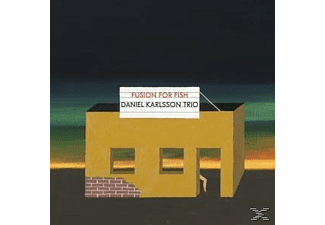 Daniel Trio Karlsson - Fusion For Fish [CD]