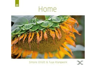 Simone Elliott - Home - (CD)