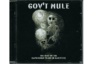 Gov't Mule - BEST OF THE CAPRICORN YEARS - (CD)