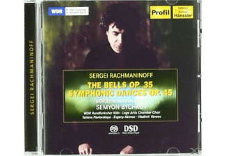 Semyon Wdr Symphonieorchester & Bychkov - The Bells, Op. 35 / Symphonic Dances, Op. 45 - (CD)