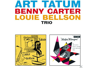 Art Tatum, Benny Carter & Louie Bellson - Trio (2 Bonus Tracks) [CD]