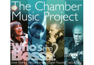 Who's The Bossa? - The Chamber Music Project - (CD)