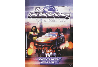 VARIOUS - The Fast And The Grimey-NYC Street DVD Vol.1 - (DVD)