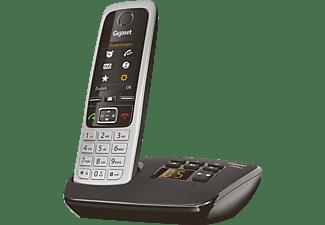 gigaset c 430 a schnurlostelefon mit anrufbeantworter. Black Bedroom Furniture Sets. Home Design Ideas