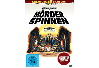 Mörderspinnen (Creature Features Collection #1) - (DVD)