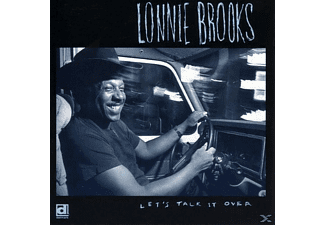 Lonnie Brooks - Let's talk it over - (CD)