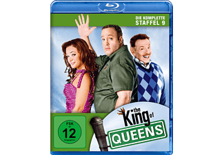 The King of Queens in HD - Staffel 9 - (Blu-ray)