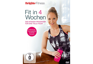 Brigitte - Fit in 4 Wochen [DVD]