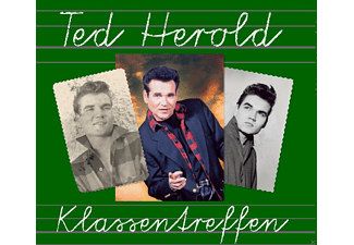 Ted Herold - Klassentreffen - (5 Zoll Single CD (2-Track))