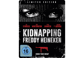 Kidnapping Freddy Heineken (Limitedt Edition) [Blu-ray]