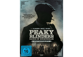Peaky Blinders - Gangs of Birmingham - Staffel 1 & 2 - (DVD)