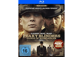 Peaky Blinders - Gangs of Birmingham - Staffel 2 - (Blu-ray)