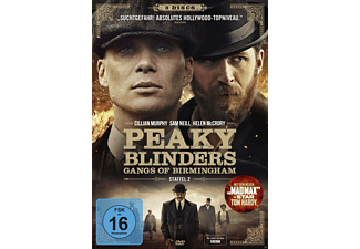 Peaky Blinders - Gangs of Birmingham - Staffel 2 - (DVD)