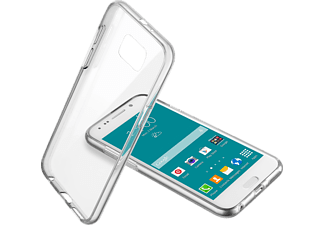 36570 Backcover Samsung Galaxy S6 Polycarbonat Transparent