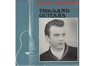 Tracy Pendarvis - THOUSAND GUITARS - (Vinyl)