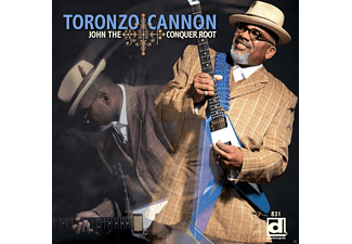 Toronzo Cannon - John The Conquer Root - (CD)