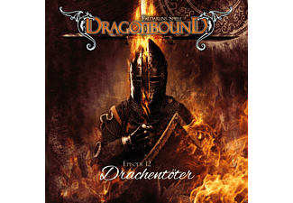 Kluckert, Jürgen/Zech, Bettina/Sabel, Martin/+++ - Dragonbound 12 - Drachentöter (2. Staffel) - (CD)
