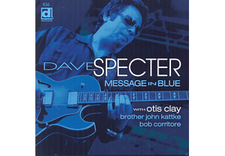 Dave Specter - Message In Blue - (CD)