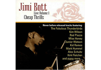 Jimi Bott, VARIOUS - Live! Volume I - (CD)