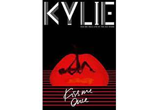 Kylie Minogue - Kiss Me Once - Live At The SSe Hydro (CD + DVD)