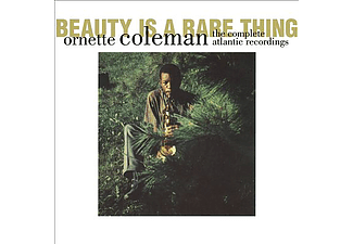 Ornette Coleman - Beauty Is a Rare Thing - The Complete Atlantic Recordings (CD)