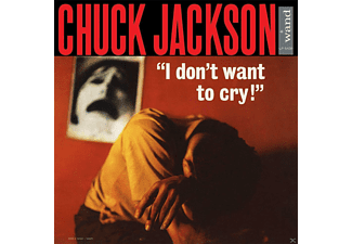 Chuck Jackson - I Don't Want To Cry (1961) 180g Vinyl - (Vinyl)