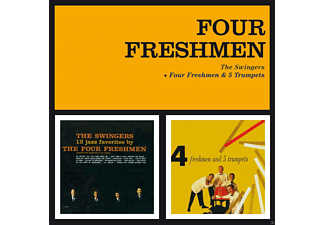 The Four Freshmen - The Swingers & Four Freshmen - (CD)