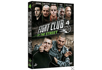 Fight Club in the Street 4 - (DVD)