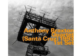 Anthony Braxton Quartett - (Santa Cruz) 1993 1st Set - (CD)