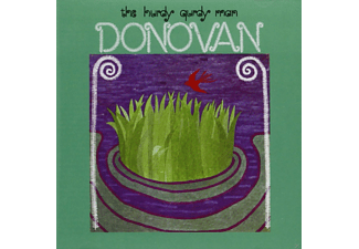 Donovan - The Hurdy Gurdy Man - (Vinyl)