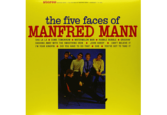 Manfred Mann - The Five Faces Of Manfred Mann 1965 (180g) - (Vinyl)