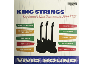 VARIOUS - King Strings (180g Vinyl) - (Vinyl)