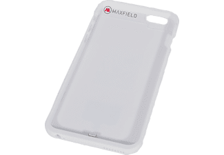 MAXFIELD Wireless Charging Case, Weiß