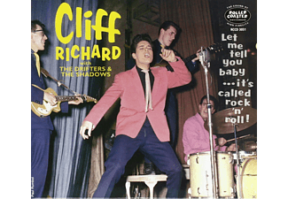 Cliff Richard - Let Me Tell You Baby, It's Called R&R (2-Cd) - (CD)