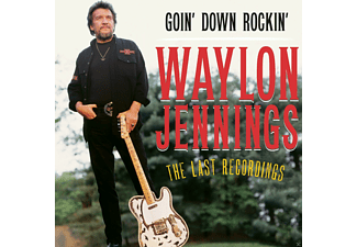 Waylon Jennings - Going' Down Rockin'-The Last Recordings 180gr - (Vinyl)