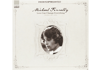 Michael Fennelly - Love Can Change Everything: Demos 1967-1972 - (CD)