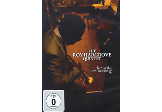 Hargrove, Roy, Quintet, Hargrove Roy - Live At The New Morning - (DVD)