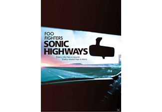 Foo Fighters - Sonic Highways [DVD]