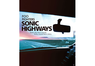 Foo Fighters - Sonic Highways - (Blu-ray)