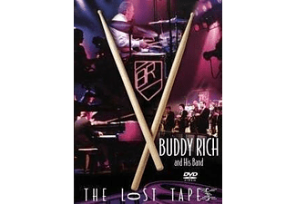 Buddy Rich - The Lost Tapes - (DVD)