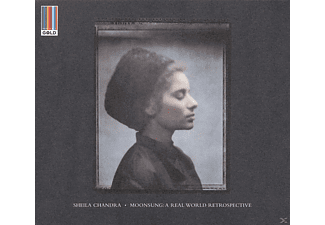 Sheila Chandra - Moonsung: A Real World Retrospective [CD]