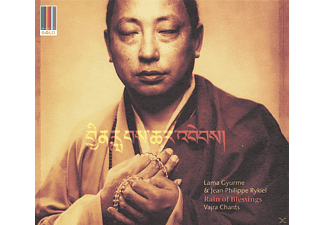 Jean-philippe Rykiel, Lama Gyurme - Rain Of Blessings - Vajra Chants [CD]
