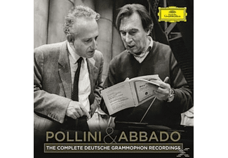 Maurizio Pollini - The Complete Deutsche Grammophon Recordings - (CD)