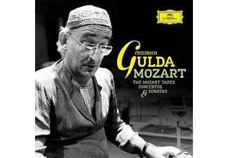 Friedrich Gulda - The Mozart Tapes, Concertos & Sonatas [CD]