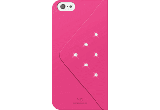 WHITE DIAMONDS Window, Apple, Bookcover, iPhone 6, iPhone 6s, Polyurethan (PU), Pink