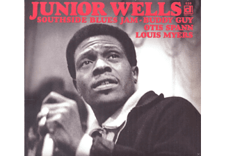 Junior Wells - Southside Blues Jam - (CD)