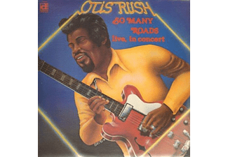 Otis Rush - So Many Roads - (Vinyl)