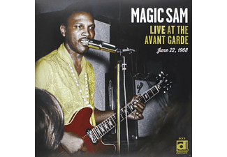 Magic Sam - Live At The Avant Garde, June 22, 1968 (2-Lp) - (Vinyl)